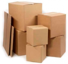 В период с января по июль увеличилось производство гофротары и картона